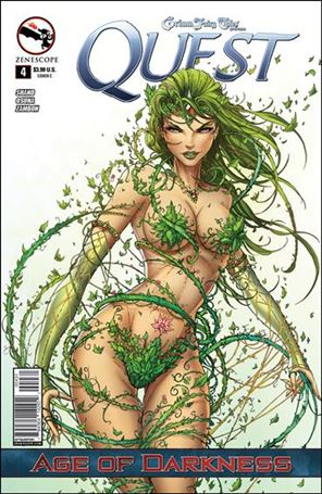 Grimm Fairy Tales Presents Quest 4-C