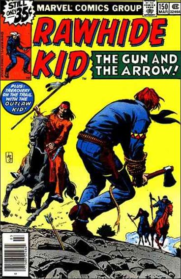 Rawhide Kid (1955) 150-A by Marvel
