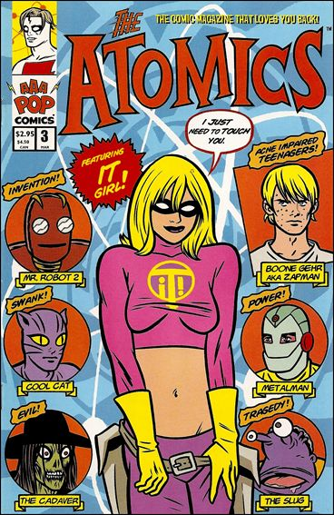 Atomics 3-A by AAA Pop