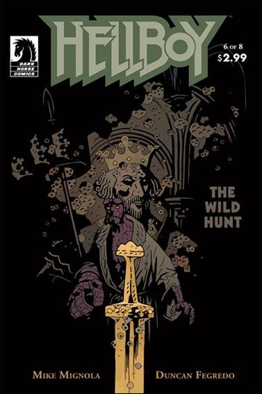 Hellboy: The Wild Hunt 6-A by Dark Horse