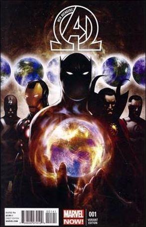 New Avengers (2013) 1-B