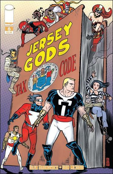 Jersey Gods 6-A by Image