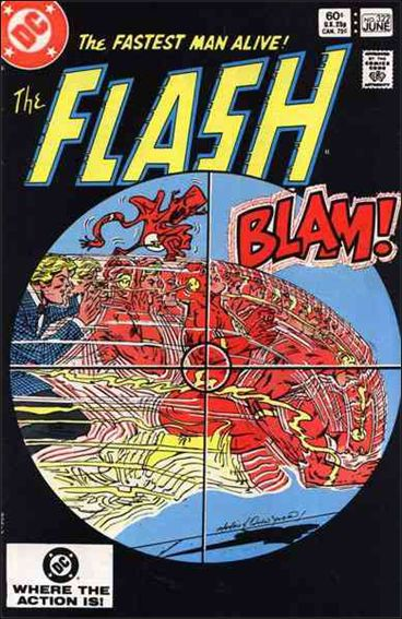 Flash (1959) 322-A by DC