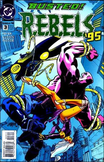 R.E.B.E.L.S. (1994) 3-A by DC