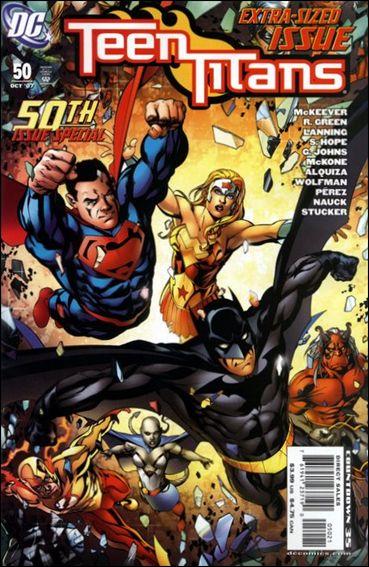 Teen Titans (2003) 50-B by DC