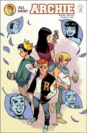 Archie (2015) 4-B