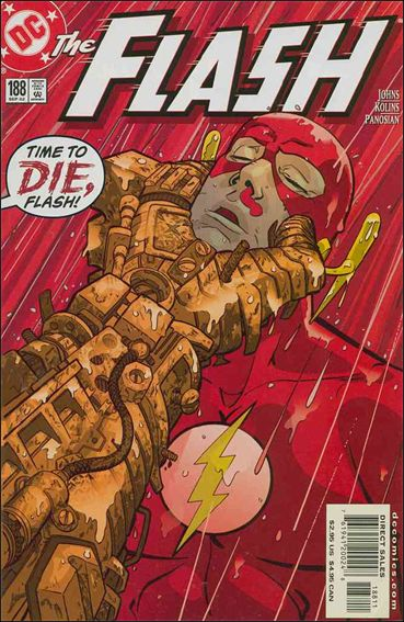 Flash (1987) 188-A by DC