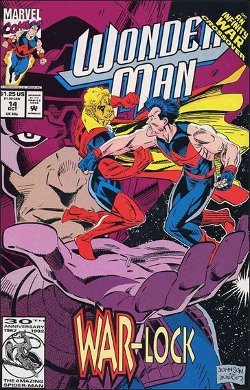 Wonder Man (1991) 14-A by Marvel
