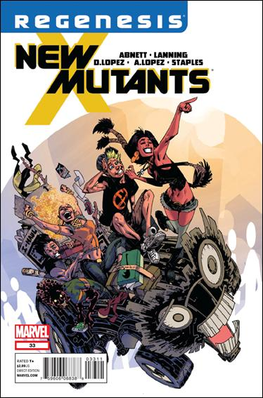 New Mutants (2009) 33-A by Marvel