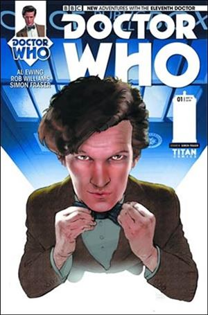 Doctor Who: The Eleventh Doctor 1-B