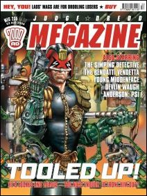 Judge Dredd Megazine (2003) 235-A by Rebellion