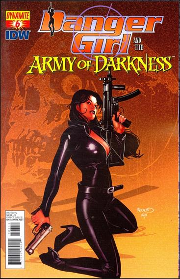 Danger Girl and the Army of Darkness 6-A by Dynamite Entertainment