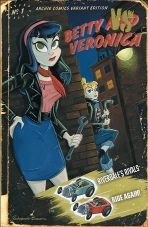 Betty and Veronica (2016) 1-D