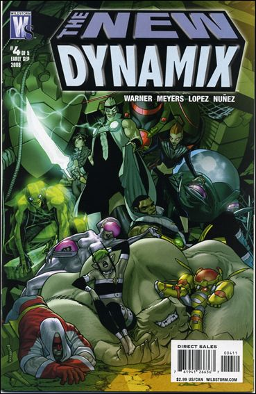 New Dynamix 4-A by WildStorm