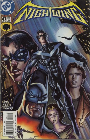 Nightwing (1996) 47-A by DC