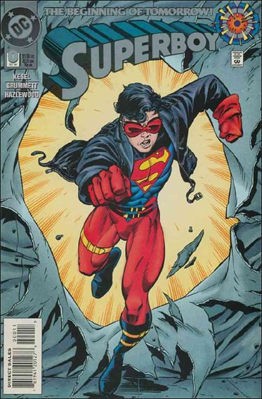 Superboy (1994) 0-A by DC