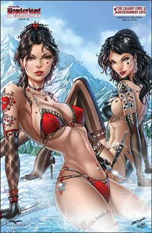 Grimm Fairy Tales Presents Wonderland: Clash of Queens 2-E
