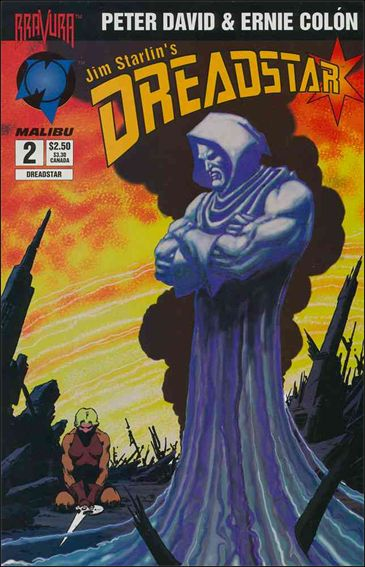 Dreadstar (1994) 2-A by Malibu