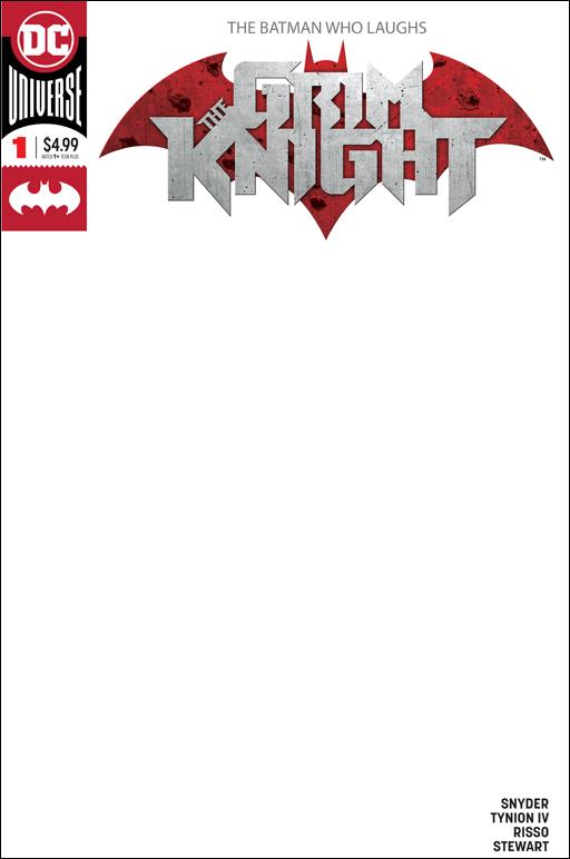 Batman Who Laughs: The Grim Knight 1-C by DC