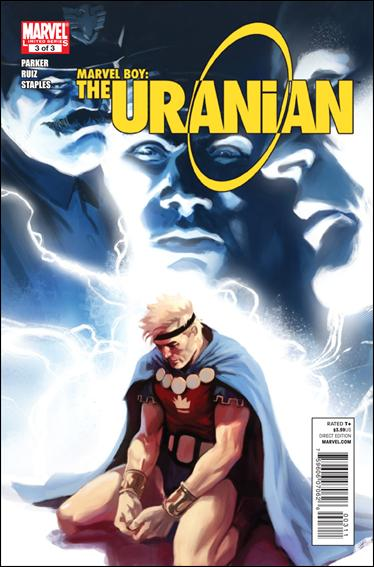 Marvel Boy: The Uranian 3-A by Marvel