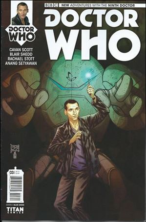 Doctor Who: The Ninth Doctor 3-A