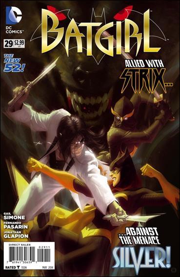 Batgirl (2011) 29-A by DC
