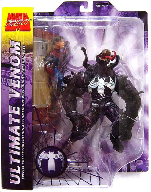 Marvel Select Ultimate Venom by Diamond Select