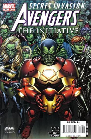 Avengers: The Initiative 15-A by Marvel