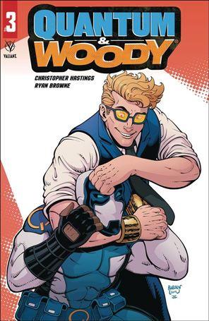 Quantum & Woody (2020) 3-C