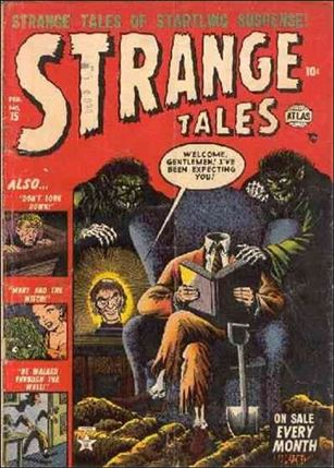 Strange Tales (1951) 15-A
