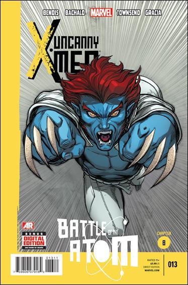 Uncanny X-Men (2013) 13-A by Marvel