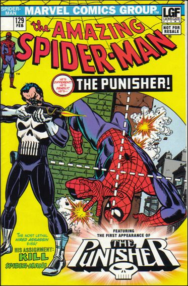 Amazing Spider-Man (1963) 129-E by Marvel