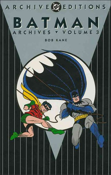 Batman Archives 3-A by DC