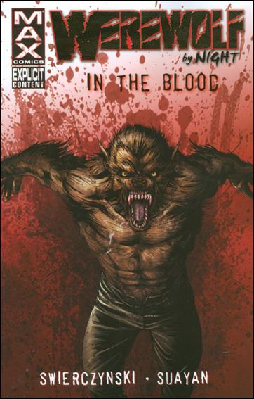 Werewolf by Night: In the Blood nn-A by Max