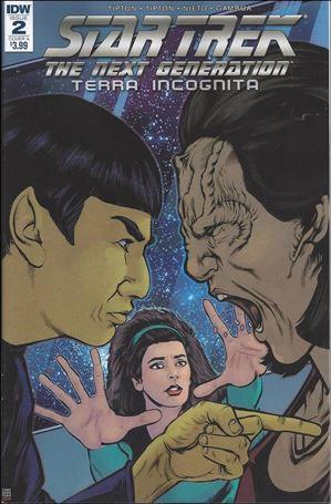 Star Trek: The Next Generation: Terra Incognita 2-A