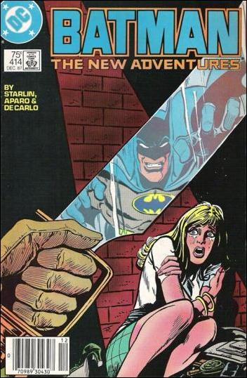 Batman (1940) 414-B by DC