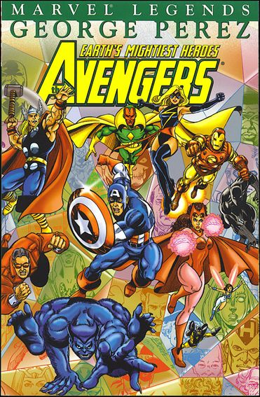 Avengers Legends 3-B by Marvel