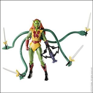 Masters of the Universe Classics Octavia Loose