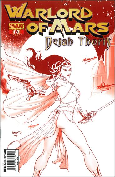 Warlord of Mars: Dejah Thoris 6-D by Dynamite Entertainment