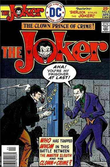 Joker 6-A by DC