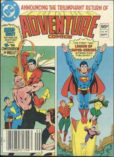 Adventure Comics (1938) 491-A by DC