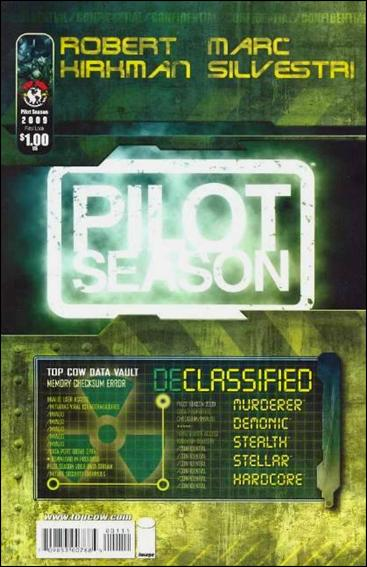 Pilot Season: Declassified 1-A by Top Cow