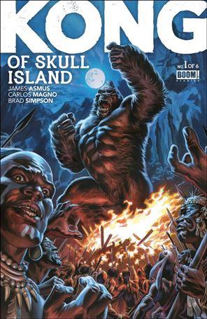 Kong of Skull Island 1-A