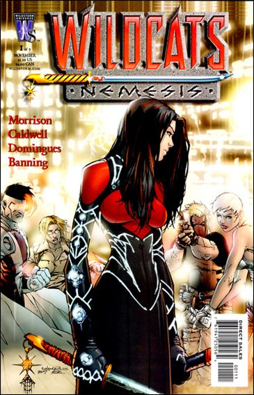 Wildcats: Nemesis 1-A by WildStorm