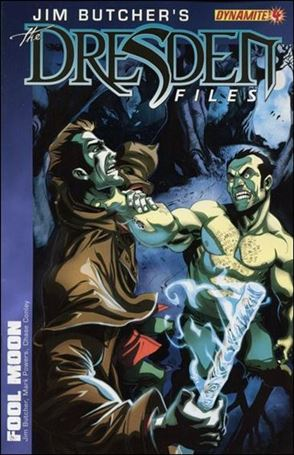 Jim Butcher's The Dresden Files: Fool Moon 4-A