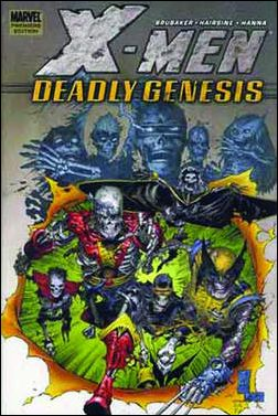 X-Men: Deadly Genesis nn-A by Marvel