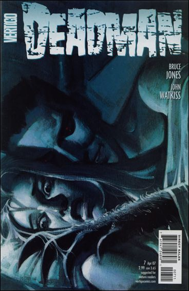 Deadman (2006) 7-A by Vertigo