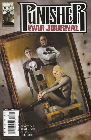 Punisher War Journal (2006) 19-A by Marvel