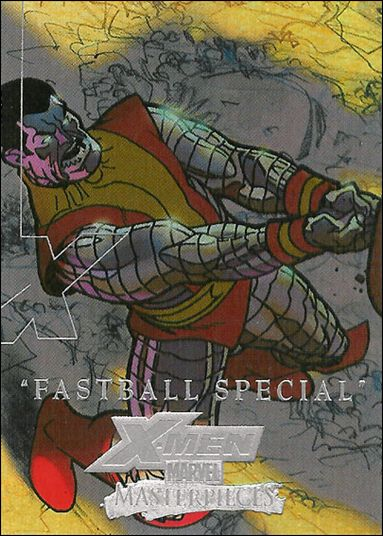 2008 Marvel Masterpieces: Series 3 (X-Men Subset) XM2-A by Fleer