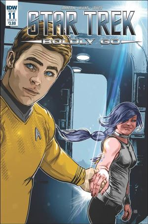 Star Trek: Boldly Go 11-B